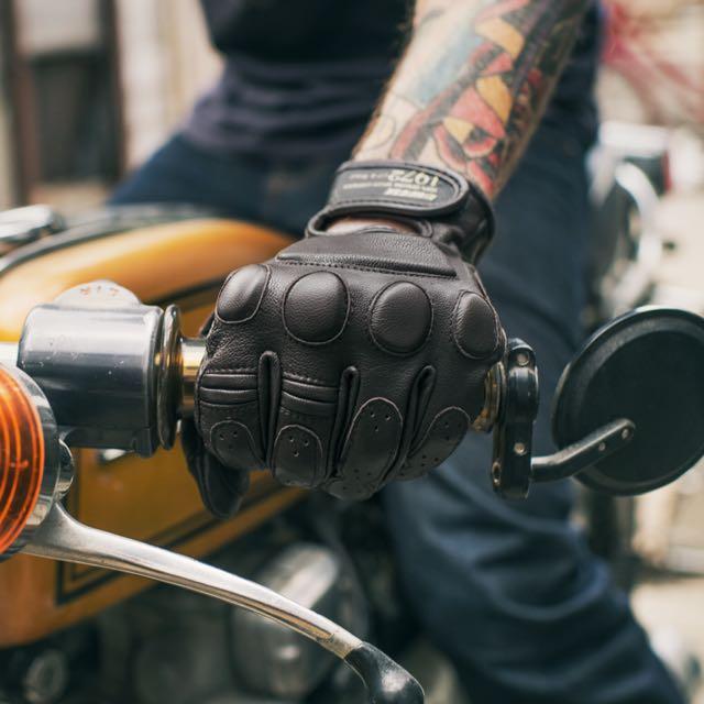 gant cafe racer vintage